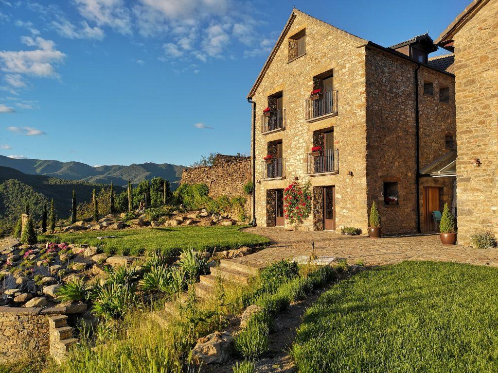 Casa Allué -Aragon Active Spanish Pyrenees Holidays