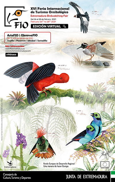 Feria Internacional de Turismo Ornitológico de Extremadura